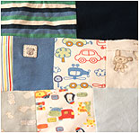 custom made patchwork quilt